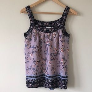 Gorgeous Knox rose camisole